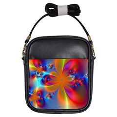 Bright Girls Sling Bags by Delasel
