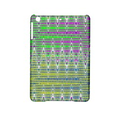 Colorful Zigzag Pattern Ipad Mini 2 Hardshell Cases by BrightVibesDesign