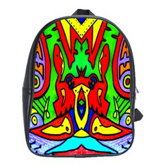 Reflection School Bags(large)  by MRTACPANS