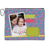 mothers day - Canvas Cosmetic Bag (XXXL)