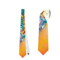 Star Illumination Neckties (one Side)  by icarusismartdesigns