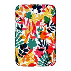 Seamless Autumn Leaves Pattern  Samsung Galaxy Note 8 0 N5100 Hardshell Case  by TastefulDesigns