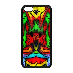 Faces Apple Iphone 5c Seamless Case (black) by MRTACPANS