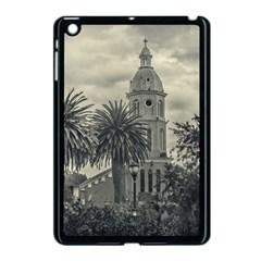San Luis Church Otavalo Ecuador Apple Ipad Mini Case (black) by dflcprints