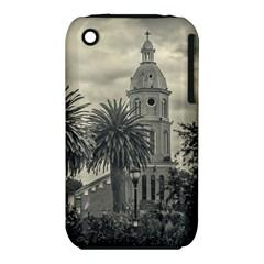San Luis Church Otavalo Ecuador Apple Iphone 3g/3gs Hardshell Case (pc+silicone) by dflcprints