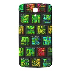 Colorful Buttons               			samsung Galaxy Mega I9200 Hardshell Back Case by LalyLauraFLM