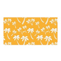 Summer Palm Tree Pattern Satin Wrap by TastefulDesigns