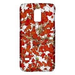 Vivid Floral Collage Galaxy S5 Mini by dflcprints