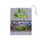 Isle of Skye - Player White - Drawstring Pouch (Medium)