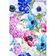Watercolor Spring Flowers 5 5  X 8 5  Notebooks by TastefulDesigns