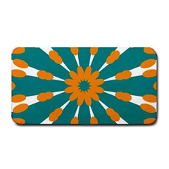 Tangerinerina Teliana Medium Bar Mats by CircusValleyMall