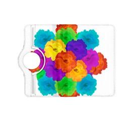 Flowes Collage Ornament Kindle Fire Hd (2013) Flip 360 Case by dflcprints