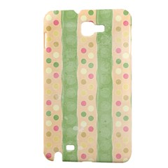 Seamless Colorful Dotted Pattern Samsung Galaxy Note 1 Hardshell Case