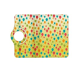 Colorful Balloons Backlground Kindle Fire Hd (2013) Flip 360 Case by TastefulDesigns