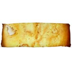 White Chocolate Chip Lemon Cookie Novelty Body Pillow Case Dakimakura (Two Sides) by WaltCurleeArt