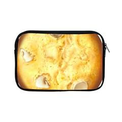 White Chocolate Chip Lemon Cookie Novelty Apple iPad Mini Zipper Cases by WaltCurleeArt