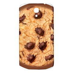 Chocolate Chip Cookie Novelty Samsung Galaxy Mega I9200 Hardshell Back Case by WaltCurleeArt