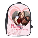mothers day - School Bag (Large)