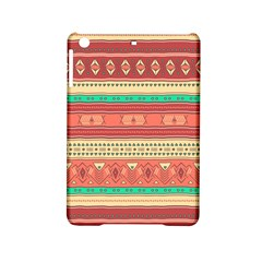 Hand Drawn Ethnic Shapes Pattern Ipad Mini 2 Hardshell Cases by TastefulDesigns