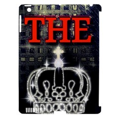 The King Apple Ipad 3/4 Hardshell Case (compatible With Smart Cover) by SugaPlumsEmporium