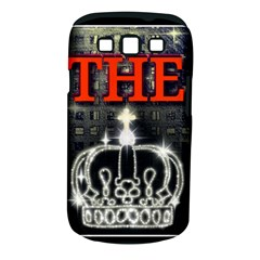 The King Samsung Galaxy S Iii Classic Hardshell Case (pc+silicone) by SugaPlumsEmporium