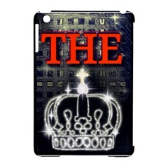 The King Apple iPad Mini Hardshell Case (Compatible with Smart Cover) by SugaPlumsEmporium