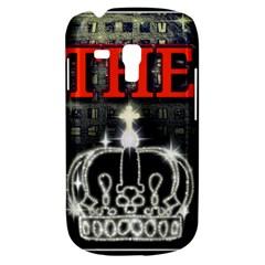 The King Samsung Galaxy S3 Mini I8190 Hardshell Case by SugaPlumsEmporium