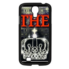 The King Samsung Galaxy S4 I9500/ I9505 Case (black) by SugaPlumsEmporium