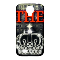 The King Samsung Galaxy S4 Classic Hardshell Case (pc+silicone) by SugaPlumsEmporium