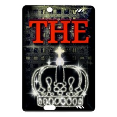 The King Amazon Kindle Fire Hd (2013) Hardshell Case by SugaPlumsEmporium