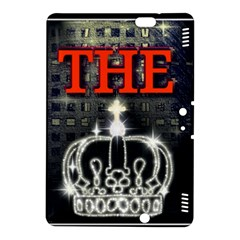 The King Kindle Fire Hdx 8 9  Hardshell Case by SugaPlumsEmporium