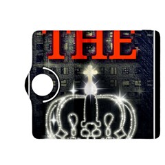 The King Kindle Fire HDX 8.9  Flip 360 Case by SugaPlumsEmporium