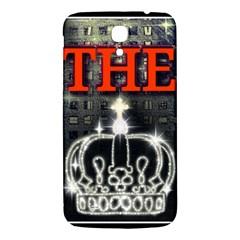 The King Samsung Galaxy Mega I9200 Hardshell Back Case by SugaPlumsEmporium