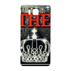 The King Samsung Galaxy Alpha Hardshell Back Case by SugaPlumsEmporium