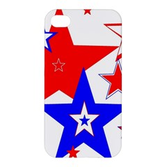 The Patriot 2 Apple Iphone 4/4s Premium Hardshell Case by SugaPlumsEmporium
