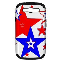 The Patriot 2 Samsung Galaxy S Iii Hardshell Case (pc+silicone) by SugaPlumsEmporium