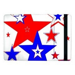 The Patriot 2 Samsung Galaxy Tab Pro 10 1  Flip Case by SugaPlumsEmporium