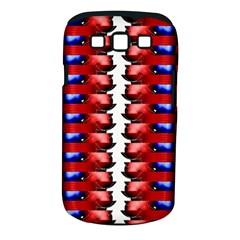The Patriotic Flag Samsung Galaxy S Iii Classic Hardshell Case (pc+silicone) by SugaPlumsEmporium