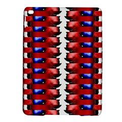 The Patriotic Flag iPad Air 2 Hardshell Cases by SugaPlumsEmporium