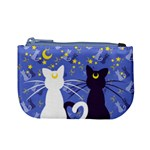 Moon Kitties Coin Change Purse