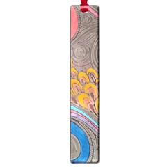 Rainbow Passion Large Book Marks by SugaPlumsEmporium