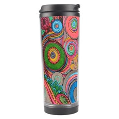 Rainbow Passion Travel Tumbler by SugaPlumsEmporium
