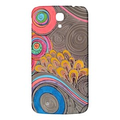 Rainbow Passion Samsung Galaxy Mega I9200 Hardshell Back Case by SugaPlumsEmporium