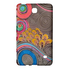 Rainbow Passion Samsung Galaxy Tab 4 (8 ) Hardshell Case  by SugaPlumsEmporium