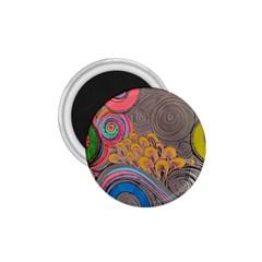 Rainbow Passion 1 75  Magnets by SugaPlumsEmporium