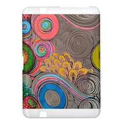 Rainbow Passion Kindle Fire Hd 8 9  by SugaPlumsEmporium