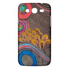 Rainbow Passion Samsung Galaxy Mega 5 8 I9152 Hardshell Case  by SugaPlumsEmporium