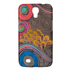 Rainbow Passion Samsung Galaxy Mega 6 3  I9200 Hardshell Case by SugaPlumsEmporium