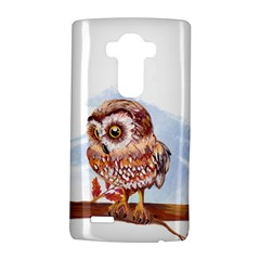 Owl LG G4 Hardshell Case by TastefulDesigns