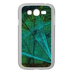 Weathered Samsung Galaxy Grand Duos I9082 Case (white) by SugaPlumsEmporium